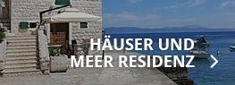 Häuser und Meer residenz