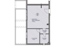 Flat in a building, Sale, Seget, Seget Donji