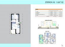 Stan u zgradi, Prodaja, Marina, Poljica