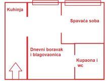 Flat in a building, Rent, Zagreb, Gornji Grad - Medveščak