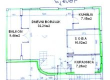 Flat in building, Sale, Zagreb, Maksimir