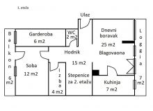 Flat in building, Sale, Zagreb, Trnje