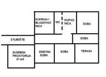 Stan u zgradi, Prodaja, Kaštela, Kaštel Kambelovac
