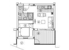 Flat in building, Sale, Senj, Senj