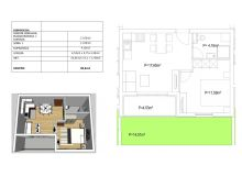 Flat in a new building, Sale, Seget, Seget Donji